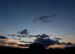 Ciel Niort 79000 Coucher de soleil de ce 17 septembre 2017