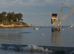Mer La Plaine-sur-Mer 44770 Pêcherie