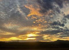 Ciel Cotignac 83570 Crazy Sky above Cotignac
