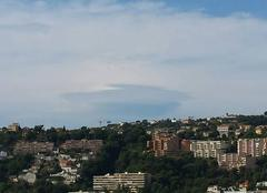 Nuages Nice 06000 Nuage lenticulaire