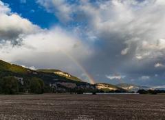 Ciel Saint-Sorlin-en-Bugey 01150 Ambiances orageuses de l'ain