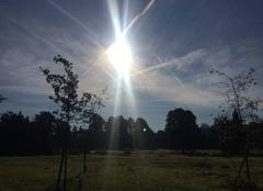 Ciel Rambouillet 78120 Un beau jour d'automne