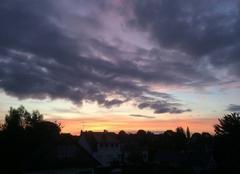 Ciel Plouha 22580 Belles couleurs matinales dans le ciel de Plouha
