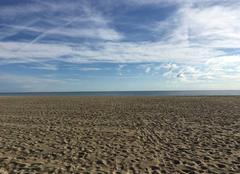 Mer Argeles-sur-Mer 66700 Après l'été