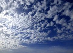 Ciel Niort 79000 Ciel peu nuageux