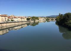Ciel Romans-sur-Isere 26100 Panoramique d'Isère hier après-midi