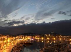 Ciel Sanary-sur-Mer 83110 Nuages par entrer maritime