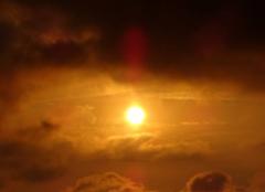 Ciel Cerbere 66290 Lever de soleil
