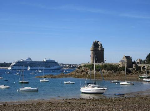 C'est l'été à Saint-Malo