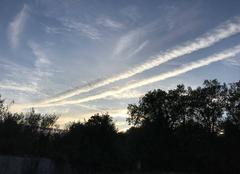 Ciel Barbey 77130 Jolie nuage