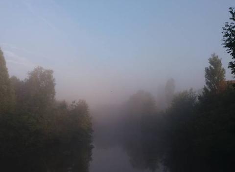 Un peu de brouillard