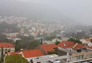 Orage Dubrovnik Pluie