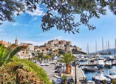 Chaleur Calvi 20260 Le port de Calvi - Haute Corse