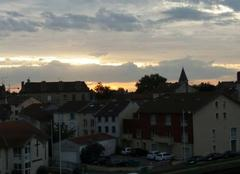 Ciel Nancy 54000 Lever du soleil