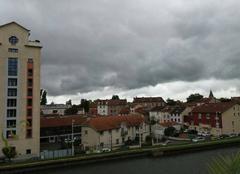 Nuages Nancy 54000 Orage et nuages