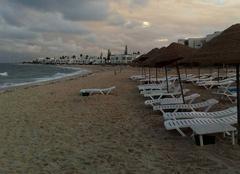 Ciel Hammam Sousse Plage Hotel Marhaba palace