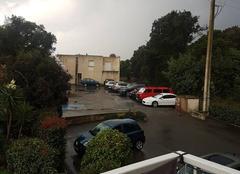 Pluie Santa-Maria-Poggio 20221 Il pleut