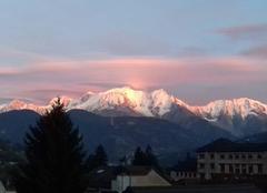 Ciel Sallanches 74700 Mont-Blanc rose