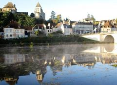 Ciel Le Blanc 36300 Bords de Creuse, au BLANC (Indre).