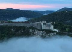 Brouillard Besançon 25000 Citadelle Vauban