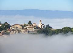 Brouillard Thizy 69240 Au-dessus du brouillard
