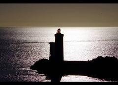 Mer Plouzane 29280 Le phare du petit Minou