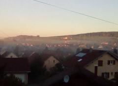 Ciel Metabief 25370 Mon matin, ma brume