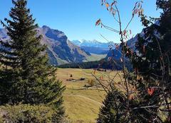 Ciel La Clusaz 74220 Le ciel de Haute-Savoie ce mercredi 11 Octobre
