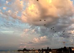 Ciel Morges Lac