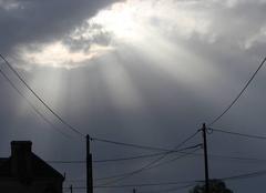 Ciel Bonnemaison 14260 Jeux de lumière