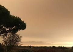 Ciel Saint-Meloir-des-Ondes 35350 L?apocalypse arrive!!!!!!
