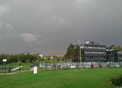 Ciel Rennes 35000 Changement de ciel.... ophélia approche