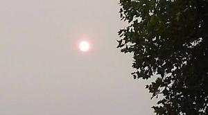 Ciel Marchiennes 59870 Superbe lune