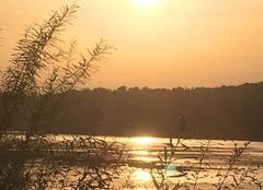 Ciel Blois 41000 Coucher de soleil Blois Vienne