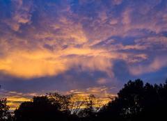 Ciel Le Lardin-Saint-Lazare 24570 L'or du ciel