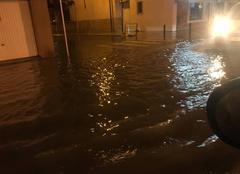 Pluie Saint-Laurent-de-la-Salanque 66250 Fortes pluies