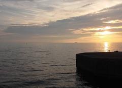Mer Marseille 13000 Soirée à la pêche...