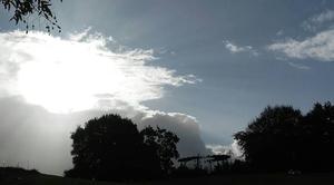 Ciel Nantes 44000 Après la pluie le soleil