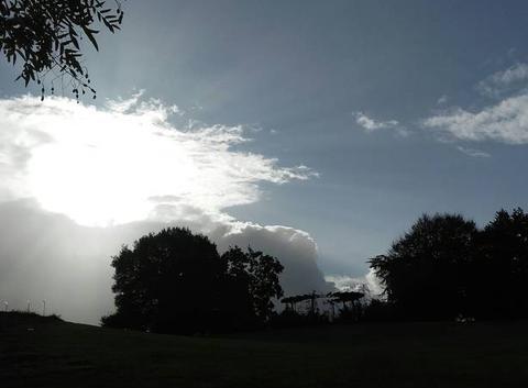 Après la pluie le soleil