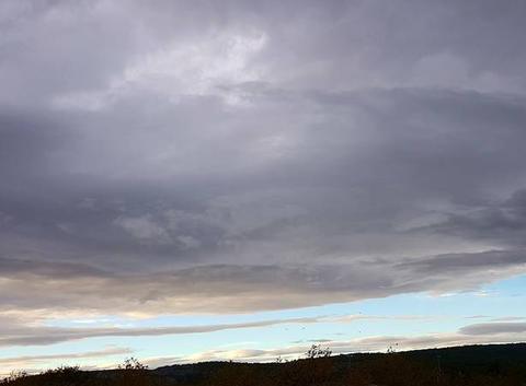Après la pluie . . . le beau temps pour demain !