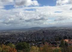 Ciel Clermont-Ferrand 63000 Effet de foehn sur Clermont