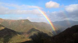 Ciel Valleraugue 30570 Arc en Ciel vallée Cévenole