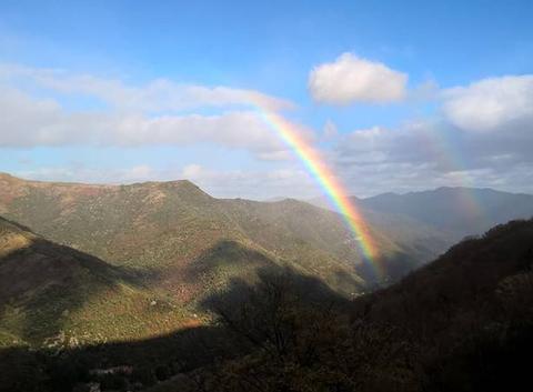 Arc en Ciel vallée Cévenole