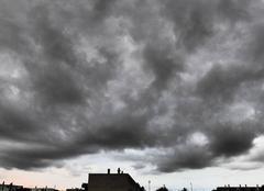 Ciel Niort 79000 Ciel nuageux