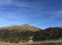 Ciel Mont-Dore 63240 Ciel voilé