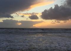 Nuages Saint-Gilles-Croix-de-Vie 85800 Grande plage à St Gilles Croix de Vie