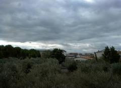 Ciel Lezignan-Corbieres 11200 Temps couvert