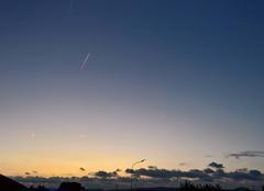 Ciel Valence 26000 Mistral et nuage