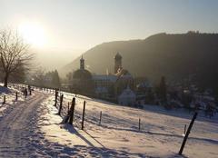 Froid Staufen im Breisgau Neige