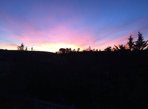 Premier lever de soleil avec le changement d heure
